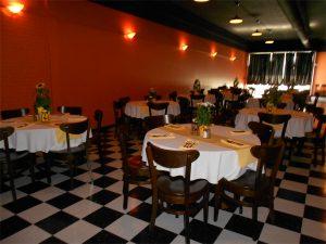 Banquet Room light